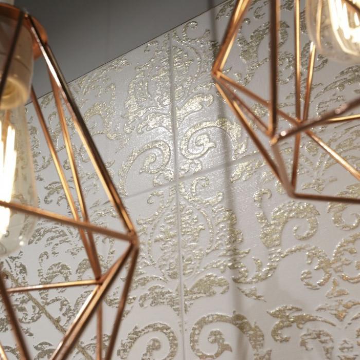Интерьерные фото плитки из коллекции Couture - 24