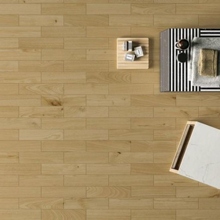 Интерьерные фото плитки из коллекции Element Wood - 5