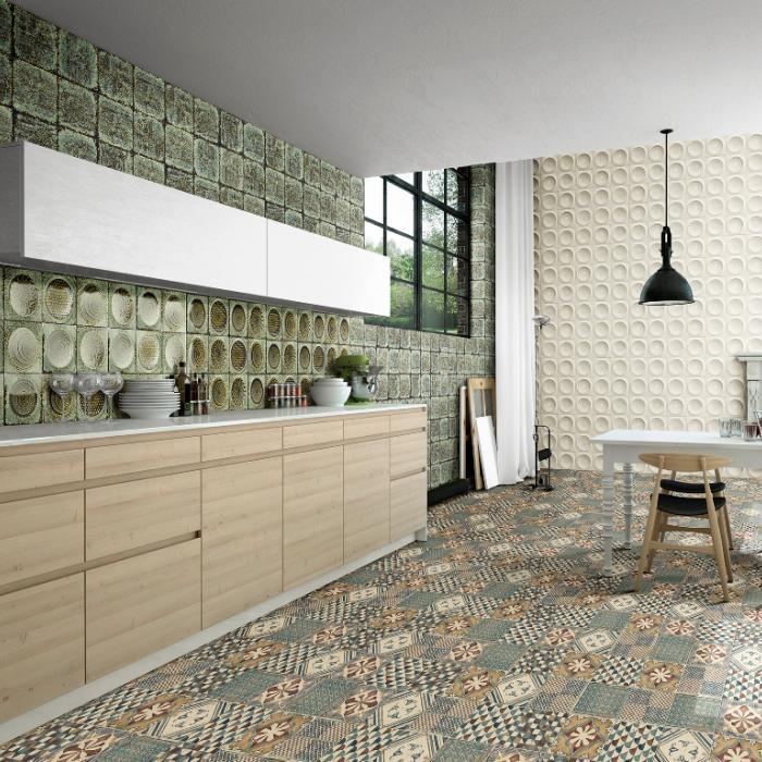 Интерьерные фото плитки из коллекции Artigiano - 4