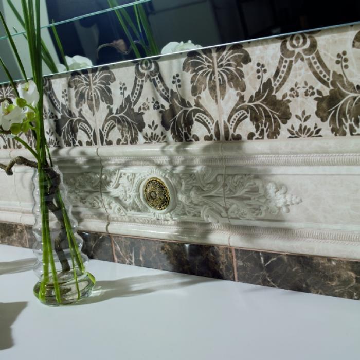 Интерьерные фото плитки из коллекции Emperador - 3