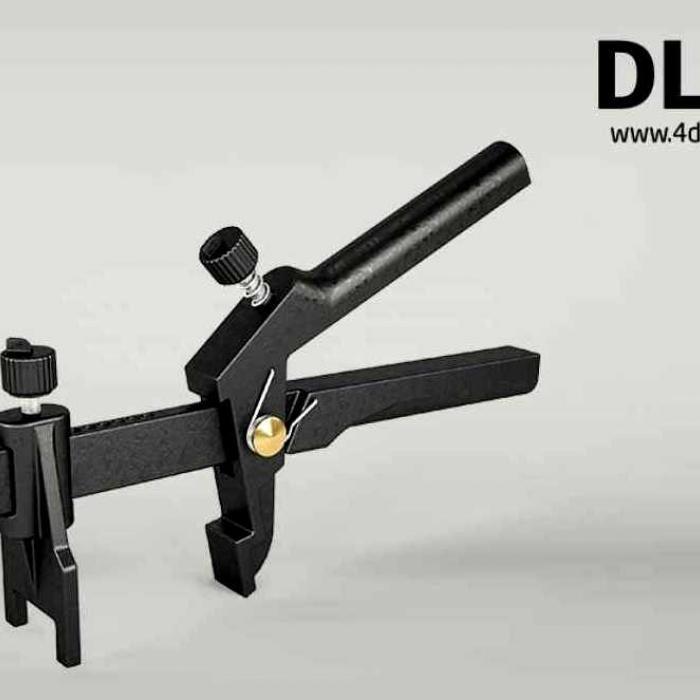 Интерьерные фото плитки из коллекции Зажим-пистолет DLS