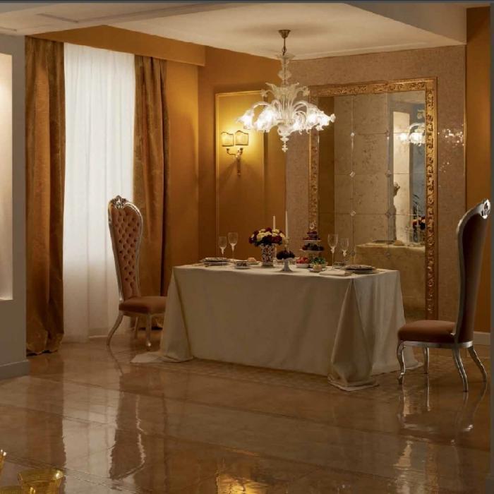 Интерьерные фото плитки из коллекции Palace Living Gold - 2