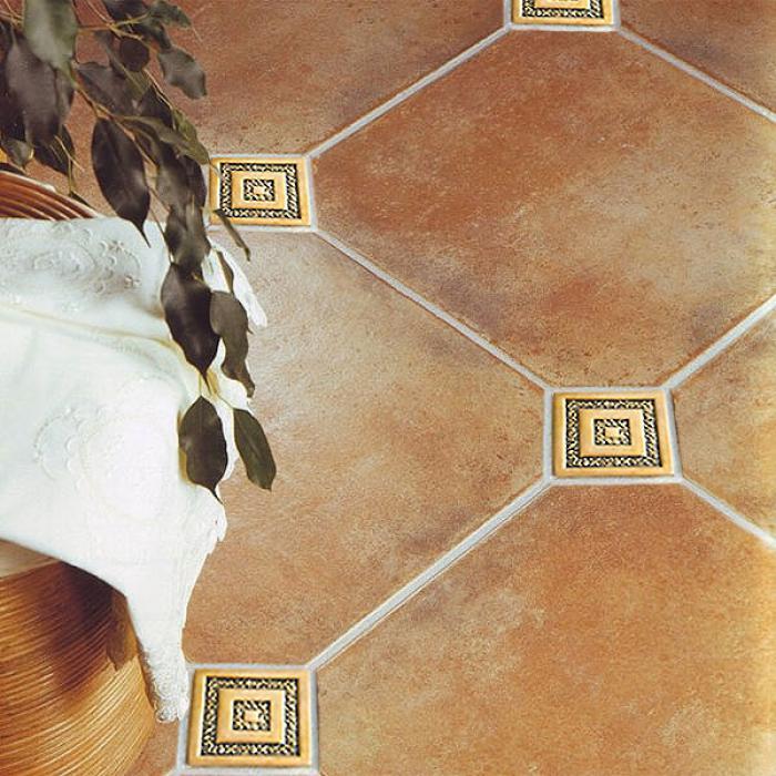 Интерьерные фото плитки из коллекции Вставки 5х5 - 3