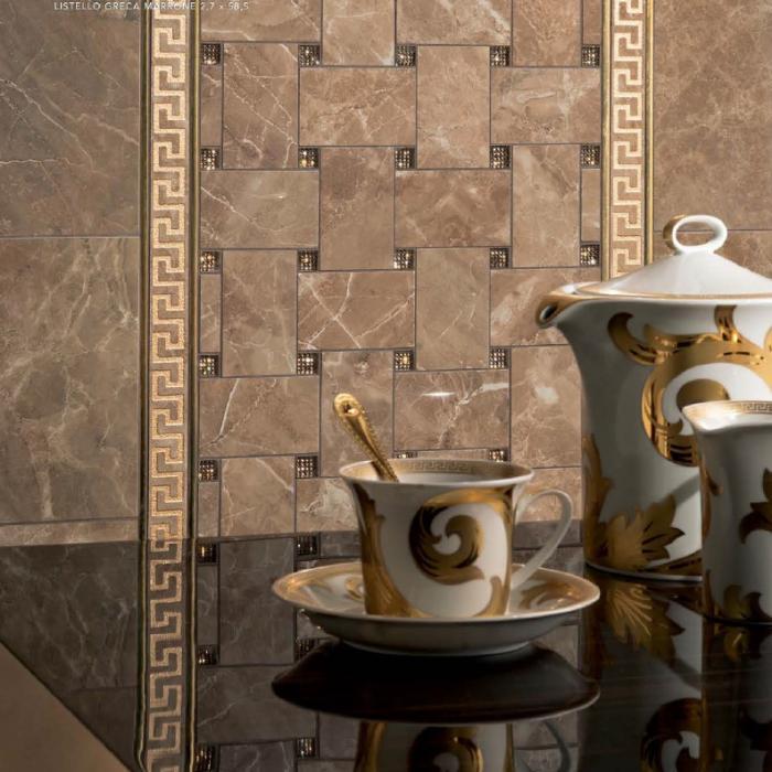 Интерьерные фото плитки из коллекции Marble - 22