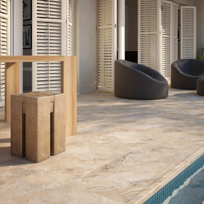 Интерьерные фото плитки из коллекции Pool Solutions - 4