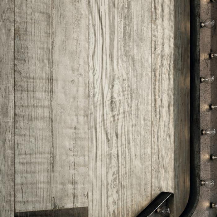 Интерьерные фото плитки из коллекции Scrapwood - 7