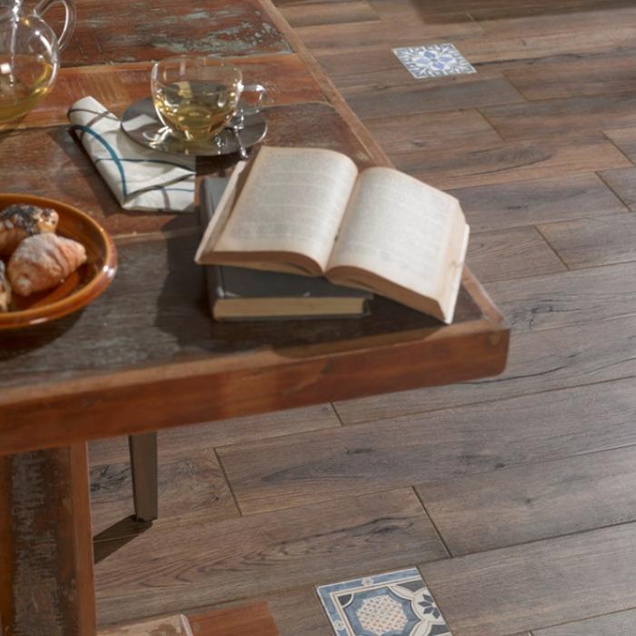 Интерьерные фото плитки из коллекции Foresta-Mumble - 10