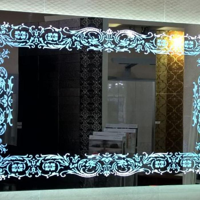 Интерьерные фото плитки из коллекции Мир стекла