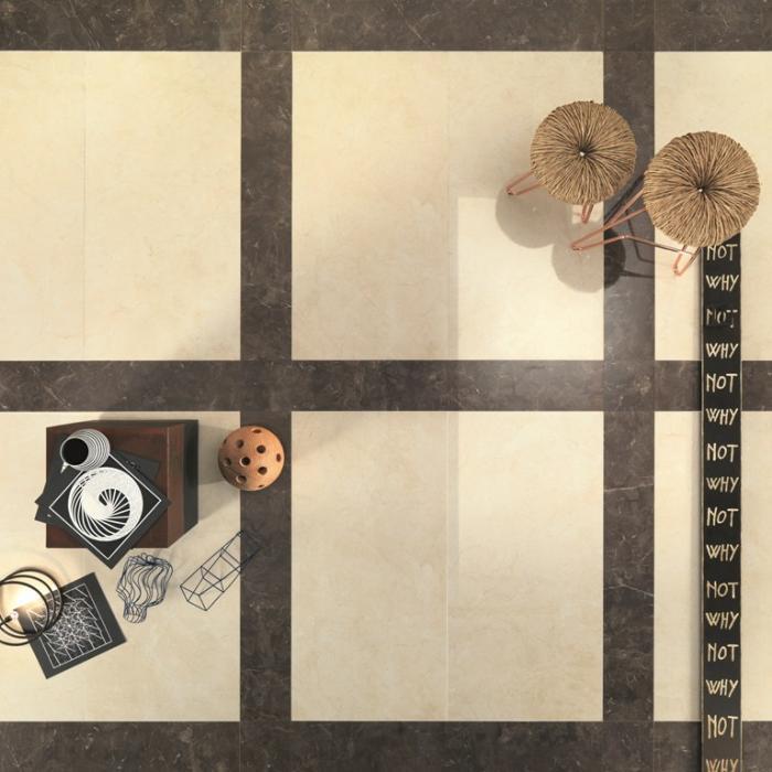 Интерьерные фото плитки из коллекции Beige Experience Floor - 2