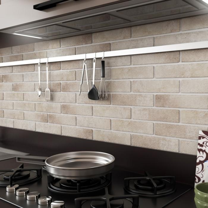 Интерьерные фото плитки из коллекции Brick Style - 4