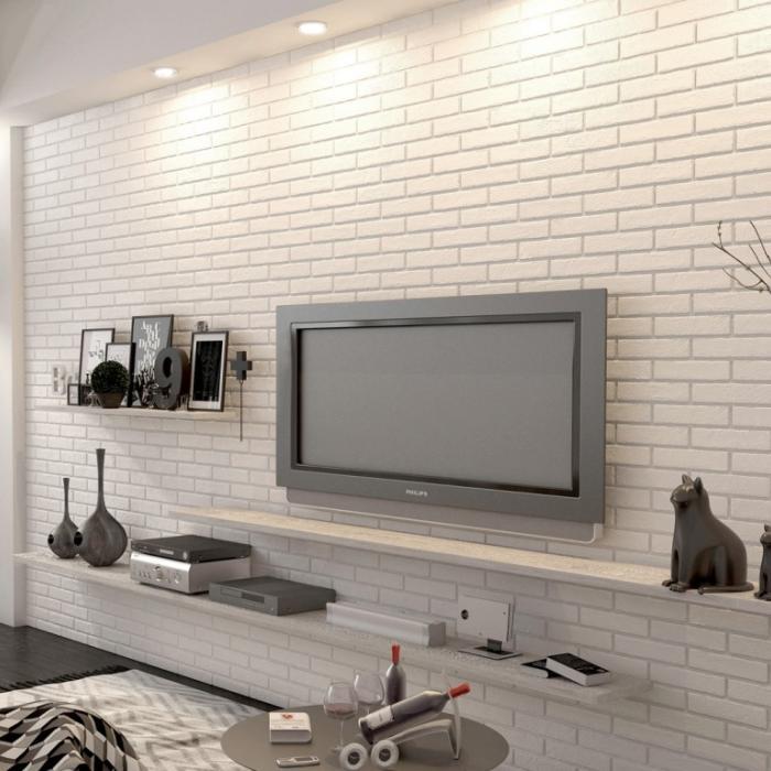 Интерьерные фото плитки из коллекции Brick Style - 6