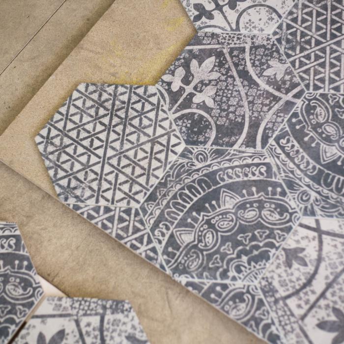 Интерьерные фото плитки из коллекции Alchimia - 2