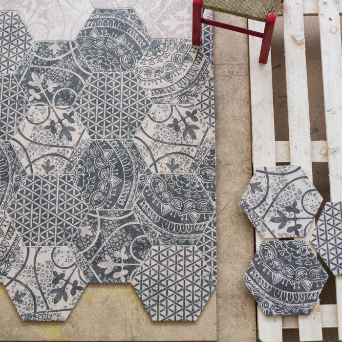 Интерьерные фото плитки из коллекции Alchimia - 3
