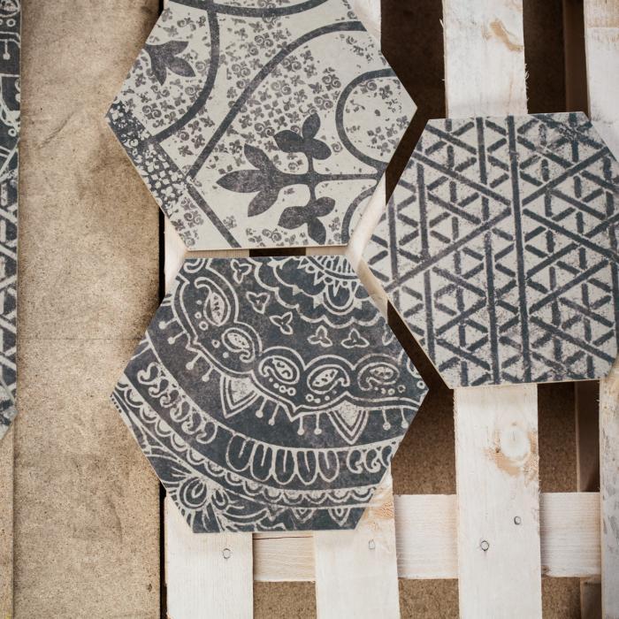 Интерьерные фото плитки из коллекции Alchimia - 4