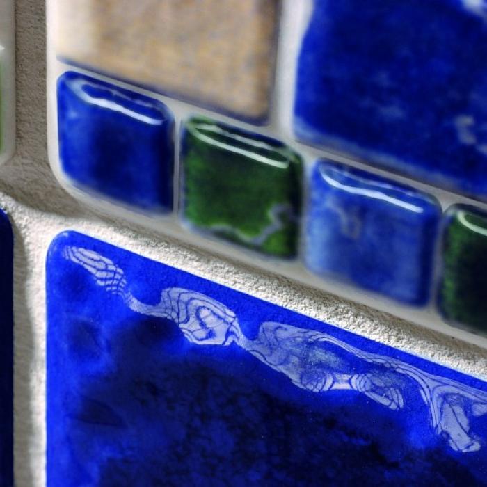Интерьерные фото плитки из коллекции Majolika - 5