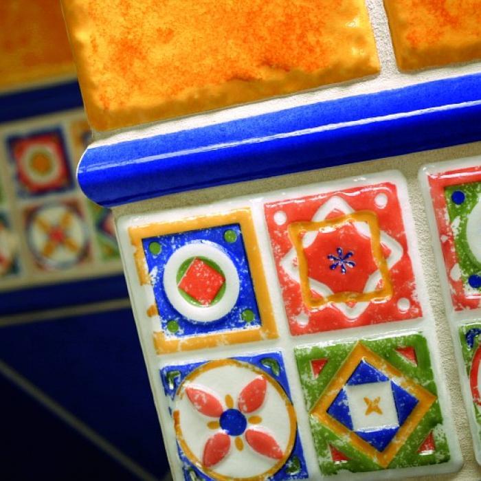Интерьерные фото плитки из коллекции Majolika - 8
