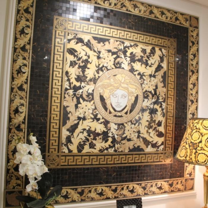 Интерьерные фото плитки из коллекции Marble - 29