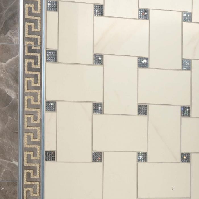 Интерьерные фото плитки из коллекции Marble - 6