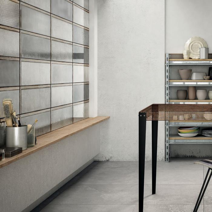 Интерьерные фото плитки из коллекции Industrial Glass - 3