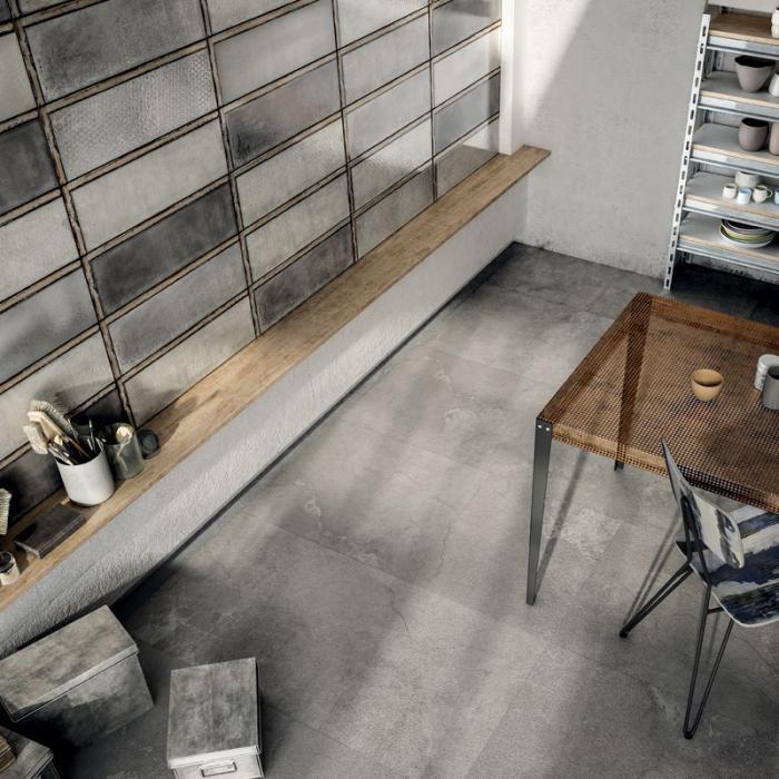Интерьерные фото плитки из коллекции Industrial Glass - 4