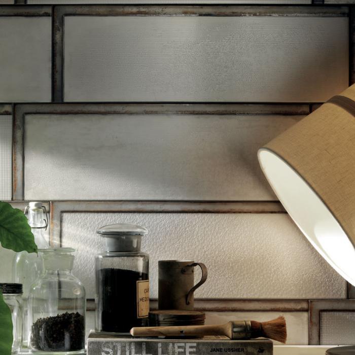 Интерьерные фото плитки из коллекции Industrial Glass - 6