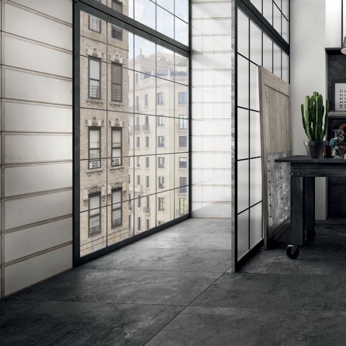 Интерьерные фото плитки из коллекции Industrial Glass - 11