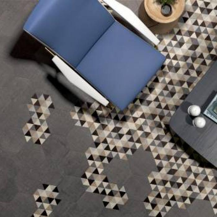 Интерьерные фото плитки из коллекции Textile - 5