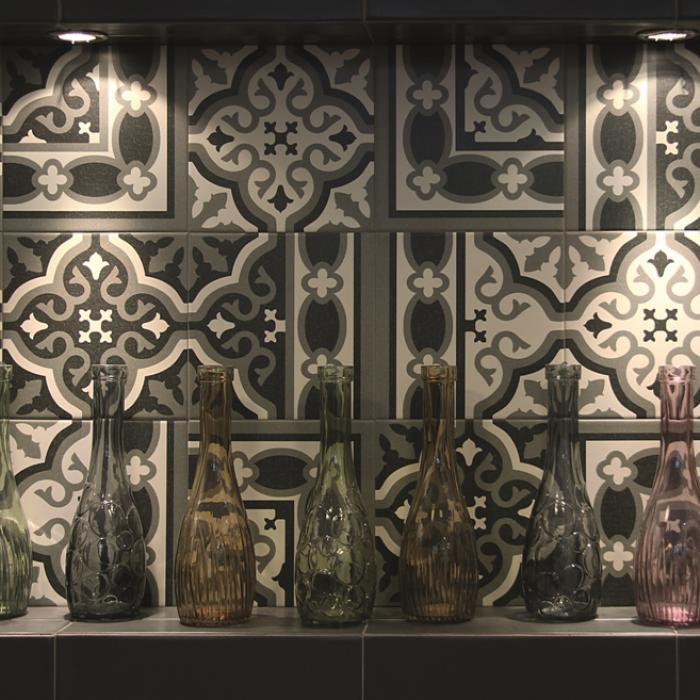 Интерьерные фото плитки из коллекции Florentine - 2