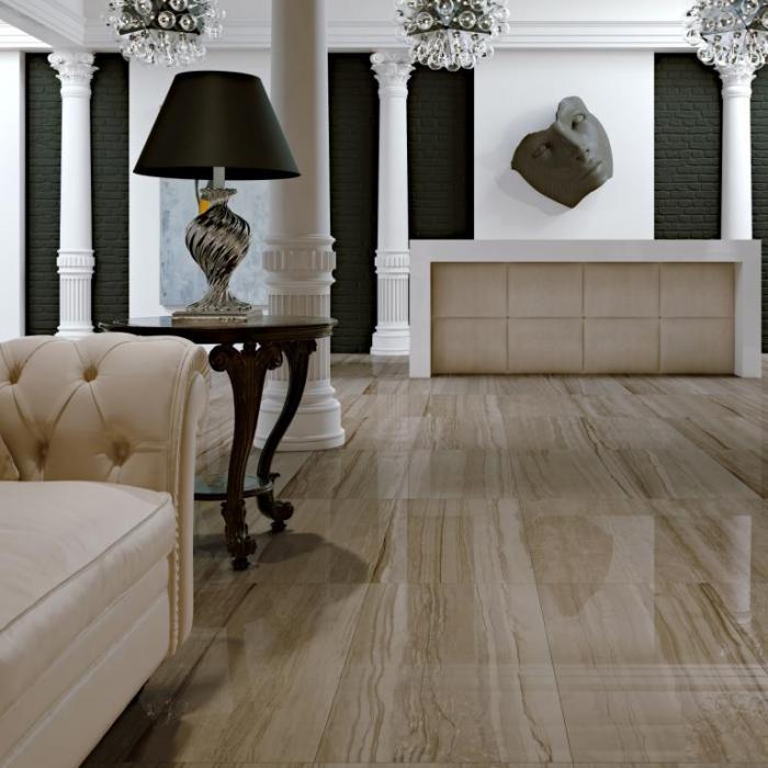 Интерьерные фото плитки из коллекции Marmi Imperiali - 13