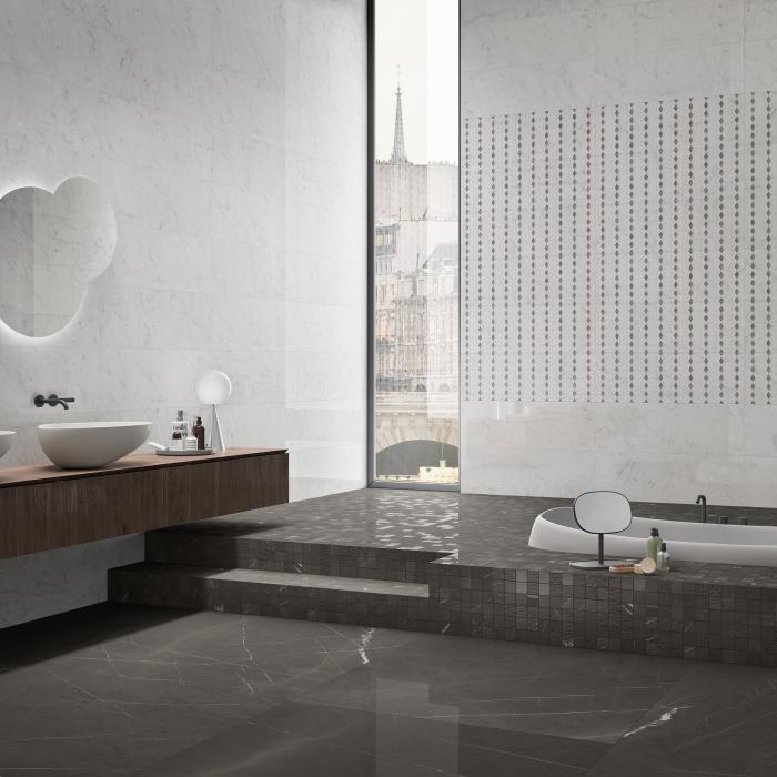 Интерьерные фото плитки из коллекции Lux Experience Wall - 2