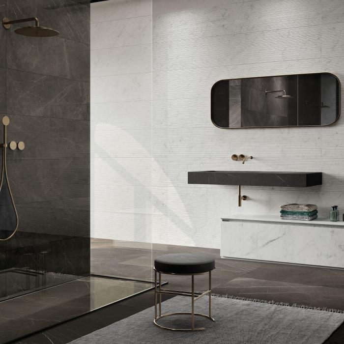 Интерьерные фото плитки из коллекции Lux Experience Wall - 7
