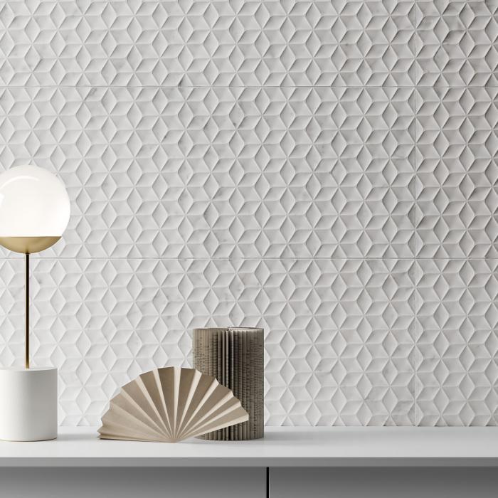 Интерьерные фото плитки из коллекции Lux Experience Wall - 9