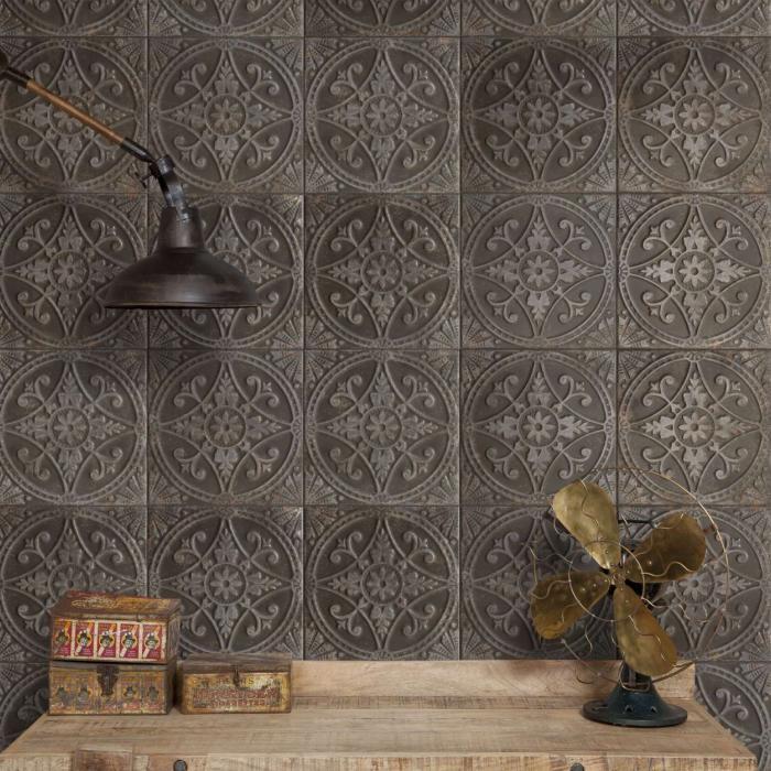 Интерьерные фото плитки из коллекции FS Saja