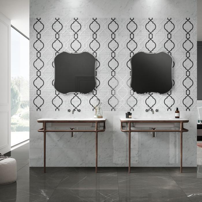 Интерьерные фото плитки из коллекции Lux Experience Wall - 15