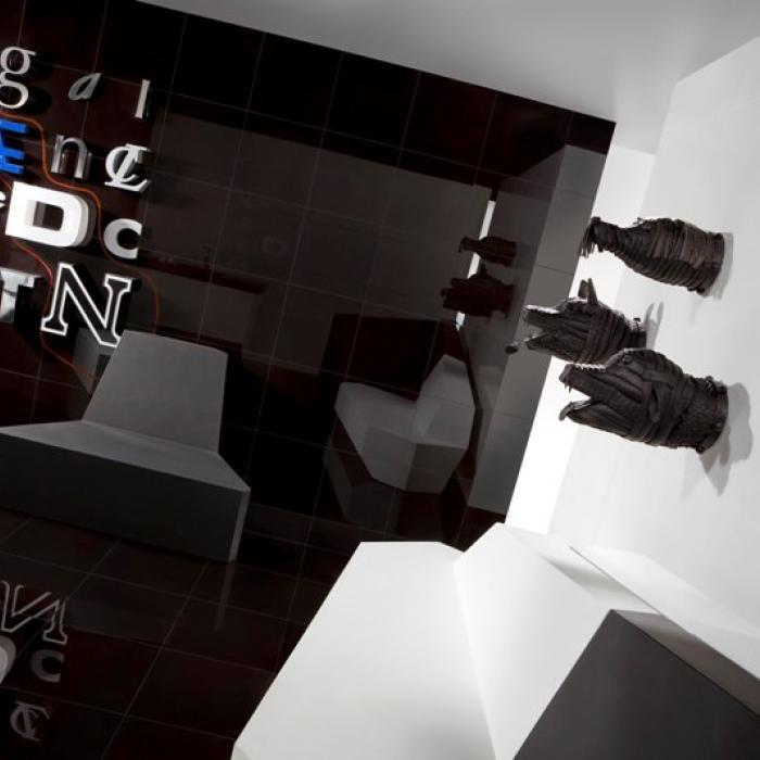 Интерьерные фото плитки из коллекции Museum Design - 7