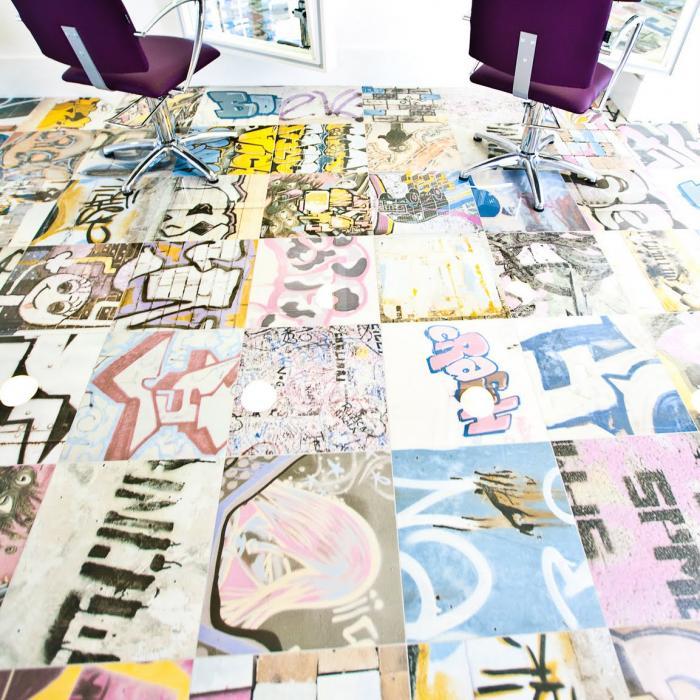Интерьерные фото плитки из коллекции Museum Design - 5