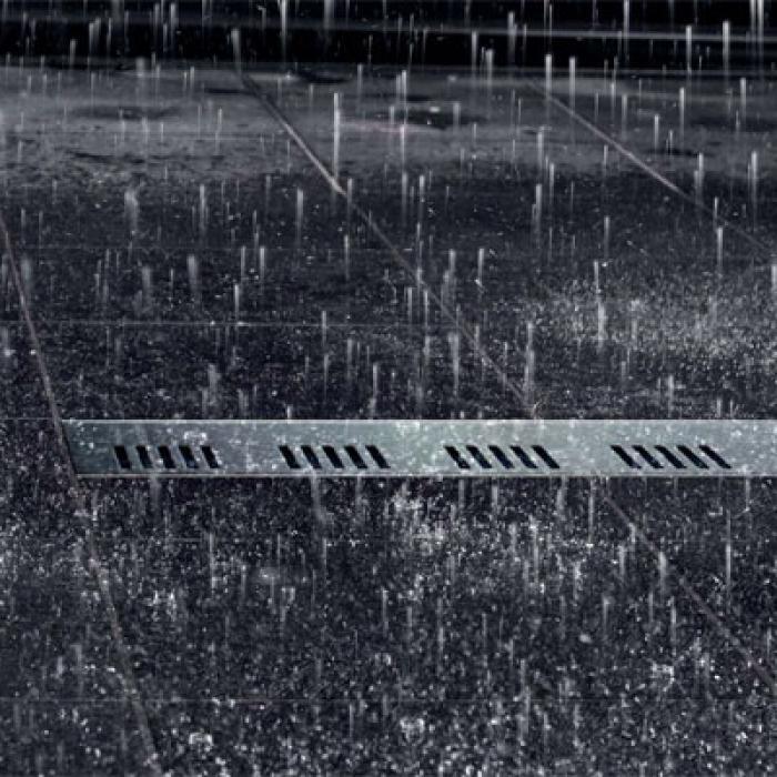 Интерьерные фото плитки из коллекции Трапы и дренажные каналы - 3