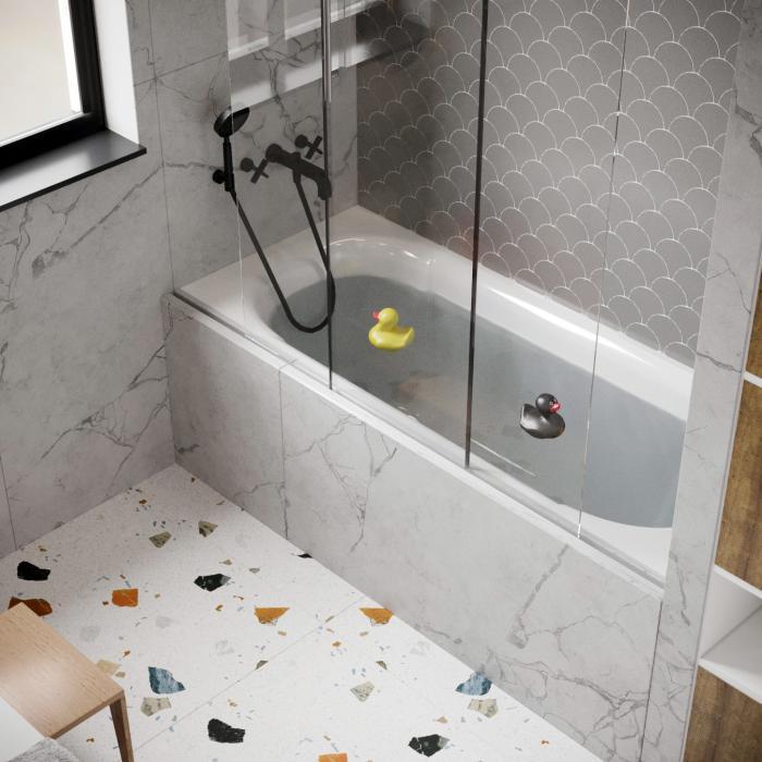 Частный интерьер. Детская ванная комната - 3