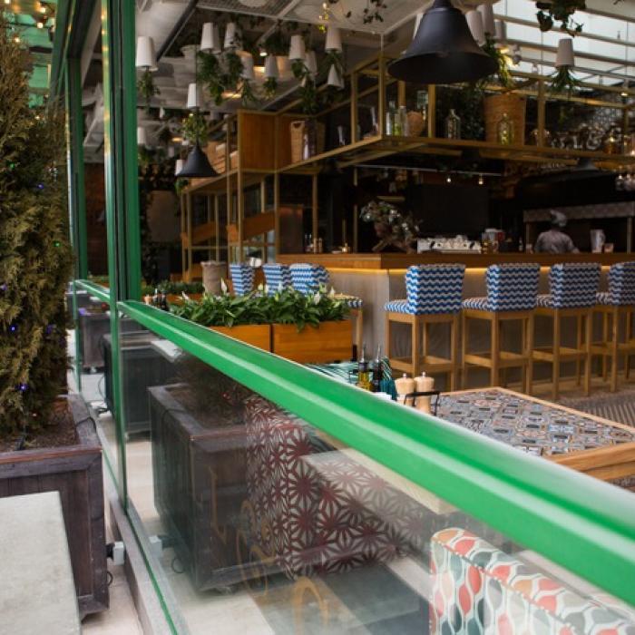 Ресторан Grill Garden, г.Ростов-на-Дону