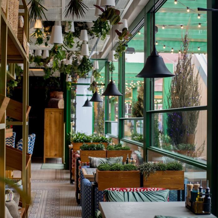Ресторан Grill Garden, г.Ростов-на-Дону - 2