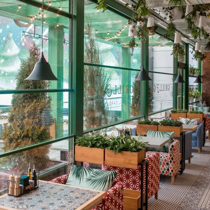 Ресторан Grill Garden, г.Ростов-на-Дону - 4