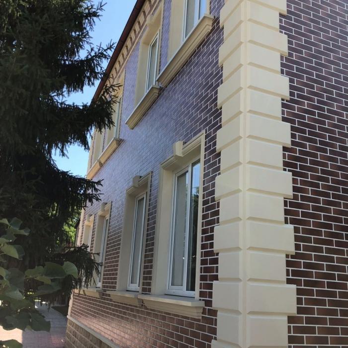 Фасад частного дома - 2