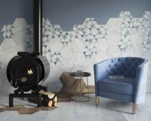 Плитка Hexx - для гостиной, холла и террасы
